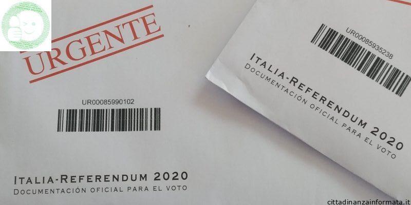 Per che cosa e come votano gli italiani all'estero?